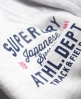 Superdry Japanese Sport Trackster Joggers White