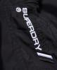 Superdry極度乾燥 Pop Zip Arctic SD-Windcheater 連帽防風夾克  黑色
