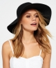 Superdry Straw Hat  Black
