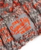 Superdry Colour Splash Beanie Orange