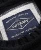 Superdry Regent Breton Jumper Navy
