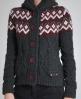 Superdry Sorbonne Knit Dk Grey