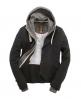 Superdry Hunting Hood Blazer Dk Grey