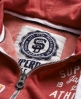 Superdry Japanese Zip Hoodie Red