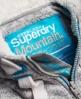 Superdry Storm Zip Hoodie  Grey