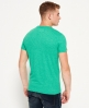 Superdry Camiseta Orange Label Hyper Pop Verde