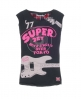 Superdry Low Slung Punk T-shirt Black