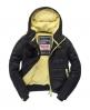Superdry Polar Puffer Jacket Navy
