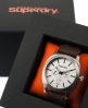 Superdry Thor Multi Watch Brown