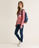 Superdry Supersonics T-shirt Pink