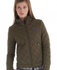 Superdry Core Quilt Jacket Green