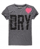Superdry Whisp T-shirt Grey