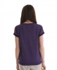 Superdry Slouch Crew Sweat Top Purple
