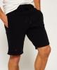 Superdry Trackster Vintage Sweat Shorts Black