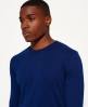 Superdry Refined T-shirt  Blauw
