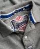 Superdry Classic Pique Polo Shirt Grey