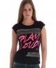 Superdry Play loud T-shirt Black