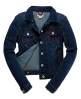 Superdry Standard Jean Jacket Blue