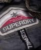 Superdry Antarctic Faux Fur Weste Pink