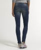 Superdry Standard Skinny Jeans Blue