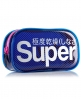 Superdry Micro Dot Neon Bag Navy