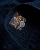 Superdry Broderie Shimmer Rock Marineblau