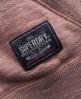 Superdry Core Appliqué Hoodie Pink
