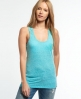 Superdry Super Sewn Rugged Pocket Tanktop Blau