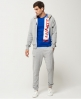 Superdry Orange Label Lite Slim Jogginghose Hellgrau