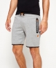 Superdry Gym Tech Slim Shorts Light Grey