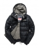 Superdry Polar Puffer Jacket Navy