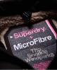 Superdry Boxy Snorkle SD-Windparka mit Kapuze  Schwarz