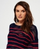 Superdry Rio Slub Pocket Knitted Top  Navy