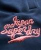 Superdry Slim Hockey Joggers Navy