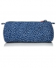 Superdry Spot Pencil Case Navy
