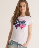 Superdry Supersonics T-shirt White