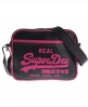 Superdry Alumni Mini Bag Black
