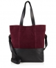 Superdry Anneka Block Tote Bag Red