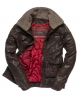 Superdry Veste Tarpit Flight Marron