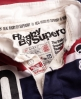 Superdry Training Ground Shirt Red