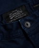 Superdry Officer Straight Jeans Dark Grey