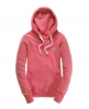 Superdry Orange Label Hoodie Pink