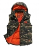 Superdry Camping Gilet Green