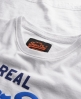 Superdry Vintage Logo T-shirt White