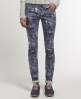 Superdry Apache Chinos Blue