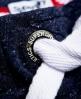 Superdry Trackster Lite Jogginghose Marineblau