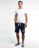 Superdry Core Applique Shorts Navy