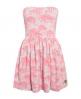 Superdry Palm Summer Dress Pink