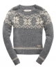 Superdry Sleepy Knit Jumper Grey