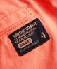 Superdry Overdye Chino Shorts Orange